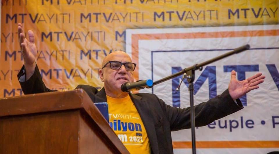 Port-au-Prince : Le Mouvement de Troisième Voie (MTV-Ayiti) est officiellement lancé