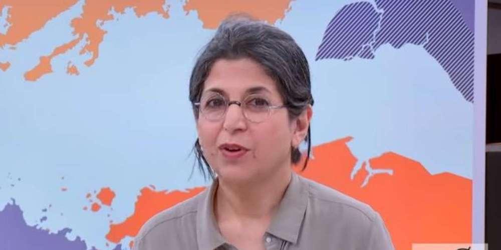 La France exige la libération d'une chercheuse Franco-Iranienne condamnée à passer 6 ans en prison