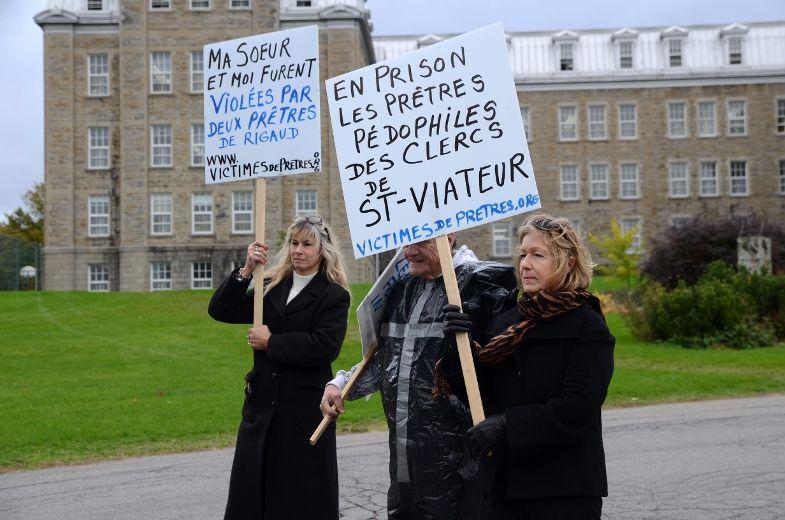 Canada/Sécurité : L'arrestation de cinq prêtres pour des abus sexuels sur des adolescents