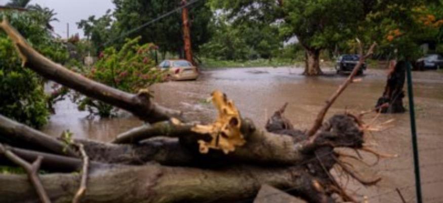 Cyclone Laura-Bilan partiel : Haïti enregistre 5 décès et  2 personnes disparues!