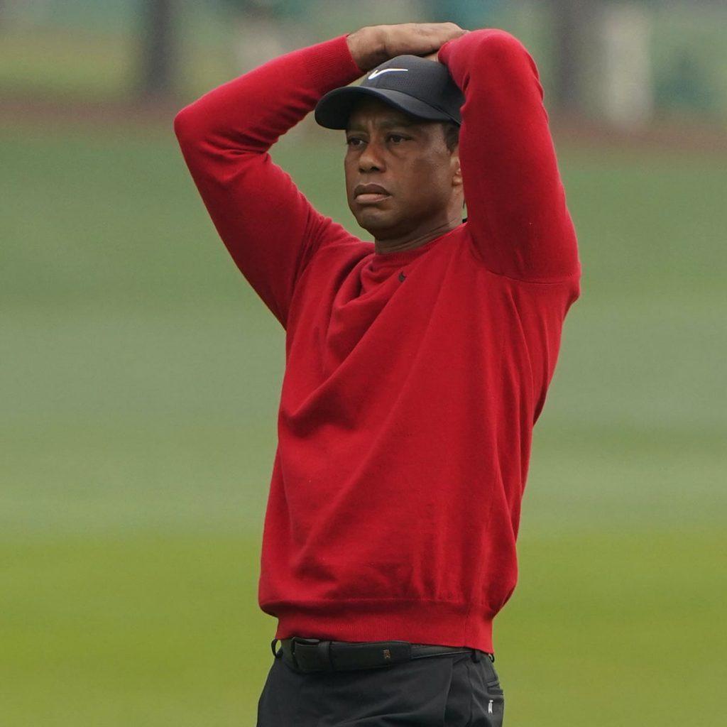 Etats-Unis/Securité routière: Le golfeur Tiger Woods victime d'un accident de circulation