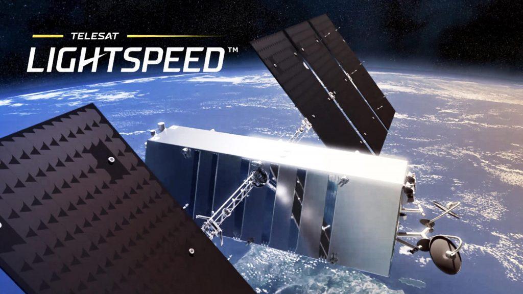Le Québec investit 450 millions dans un projet de constellation de 298 satellites en orbite !