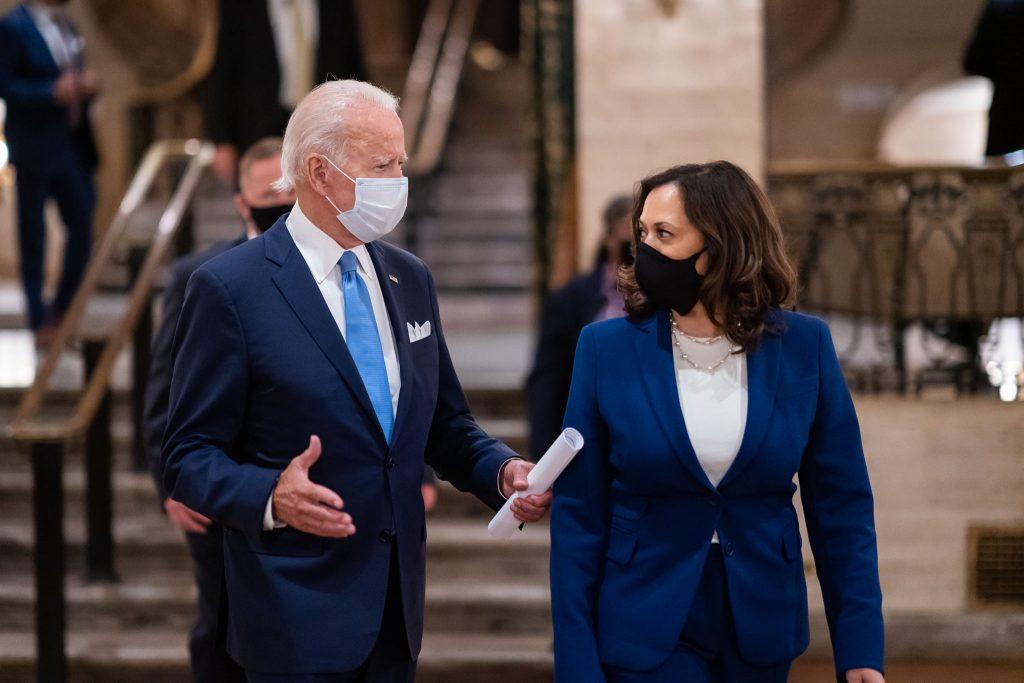 Etats-Unis: Le président Biden et sa vice-présidente Kamala imposent leur leadership et augmentent leur cote de popularité