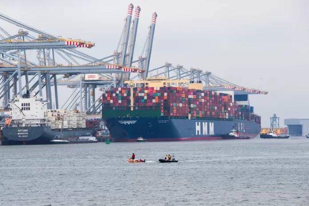 Pays-Bas: 4 tonnes de cocaines saisies à Rotterdam