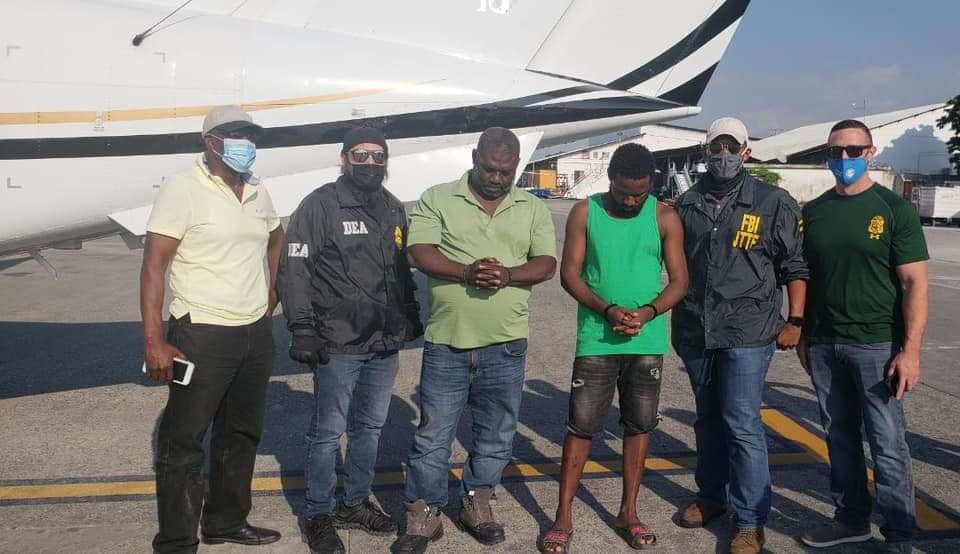Un proche du Palais national arrêté pour drogue puis extradé vers les USA, rend mal à l'aise le Président haïtien