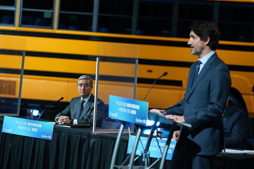 Menaces en série contre Justin Trudeau et ses ministres fédéraux