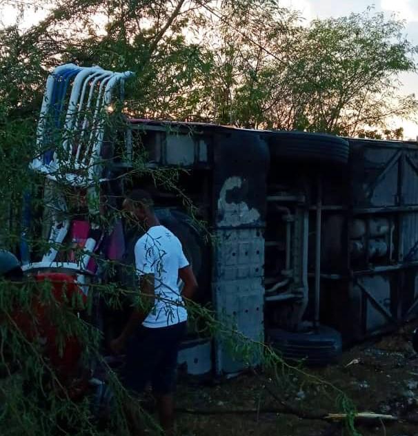 Sécurité routière/Haiti:  Une collision a fait au moins 21 décès et plusieurs blessés