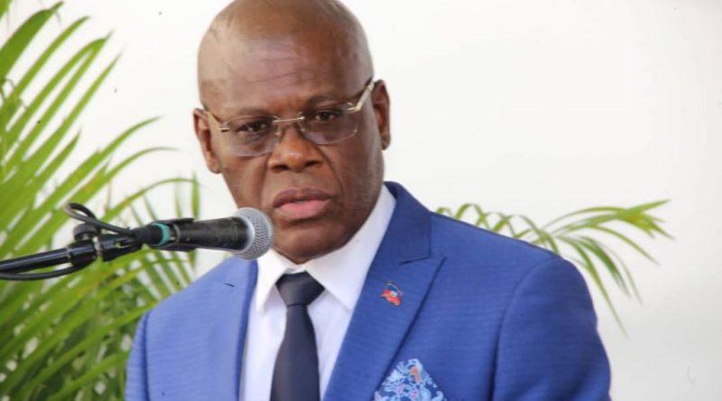 Le premier ministre haïtien Jouthe Joseph, démissionne!
