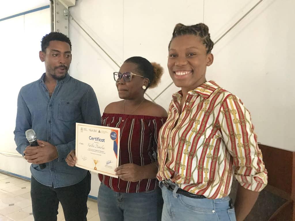 Haïti/Culture: le grand Nord est à l'honneur dans le concours'' Capture ton patrimoine '' de Ayiti Belle