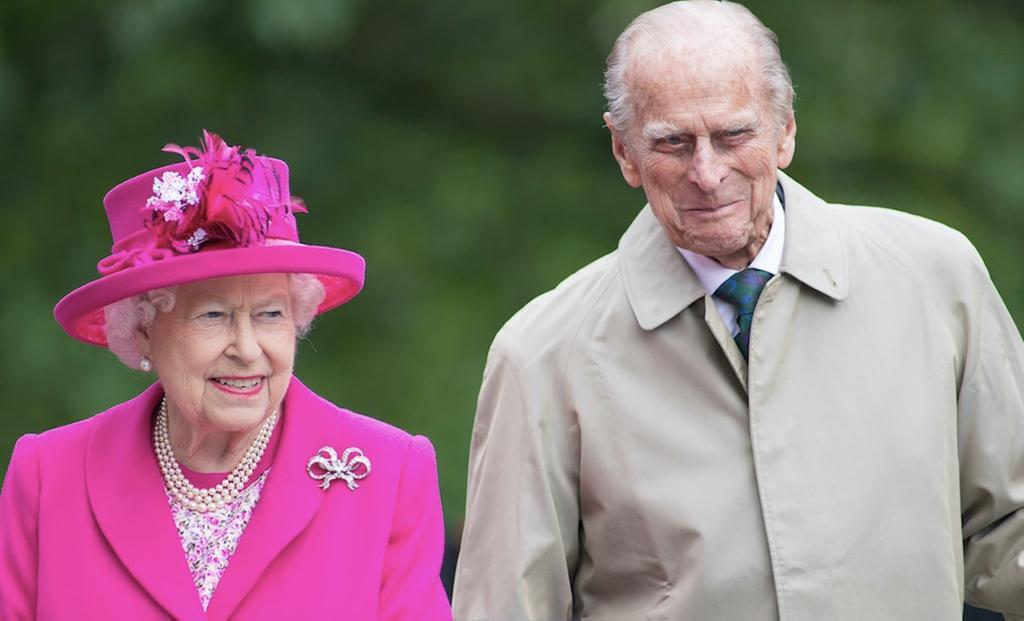 Angleterre/nécrologie: La Reine Elizabeth II perd son mari Prince Philip